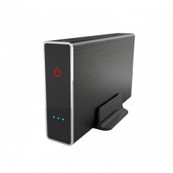 """CoolBox SlimChase A-3503 Carcasa Externa para HDD 3.5"""""""