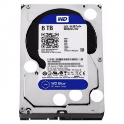 Western Digital Blue 6TB 5400rpm SATA3