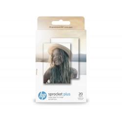 HP Zink Sprocket Plus 20 Hojas