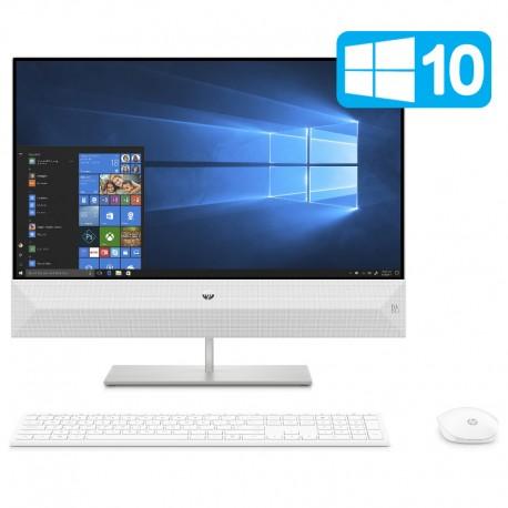 """HP Pavilion 27-xa0906ns Intel i7-8700T/16GB/1TB-256SSD/GDDR5-4GB/27"""""""