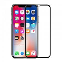 Cristal Templado Iphone X Negro