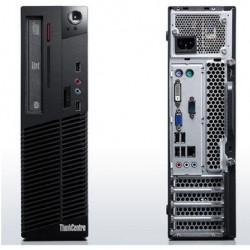 Lenovo M72e SFF DualCore G550 4GB 500GB W10PRO DVDRW RENEW