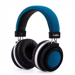 Auriculares Bluetooth CoolPremium Azul