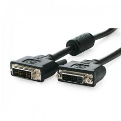 Cable DVI-24+1 Macho a Hembra 3m