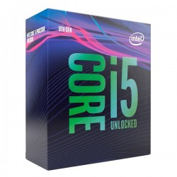 Intel Core i5-9600k 3.7GHz Box