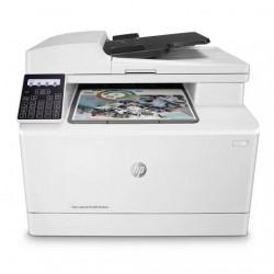 Impresora HP LaserJet Pro M181fw a color Multifunción