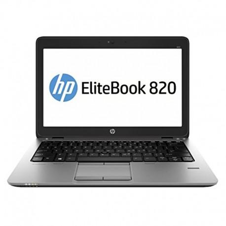 "HP EliteBook 820 G1 i5-4300U/8GB/180SSD/12.5""HD/W10 Refurbished"