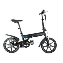 Bicicleta eléctrica smartGyro Ebike Black