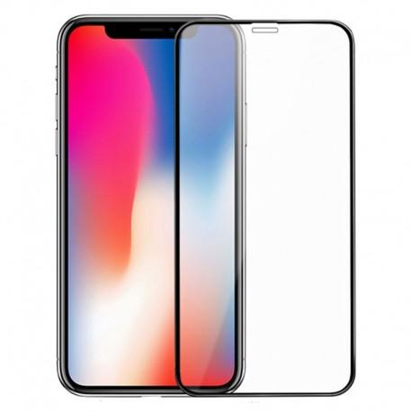 Cristal Templado iPhone XS Max Negro