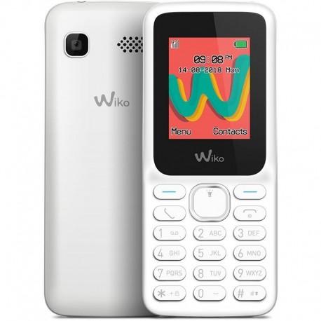 Wiko Lubi 5 Plus Blanco
