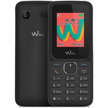 Wiko Lubi 5 Plus Negro