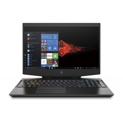 HP Omen 15-dh0000ns Intel i7-9750H/16GB/1TBHDSATA+256GBSSD/GTX 1660 Ti-6GB/15.6""