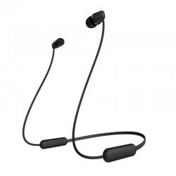 Auriculares SONY Inalámbricos Bluetooth Micrófono Integrado Con Función Manos Libres Negro