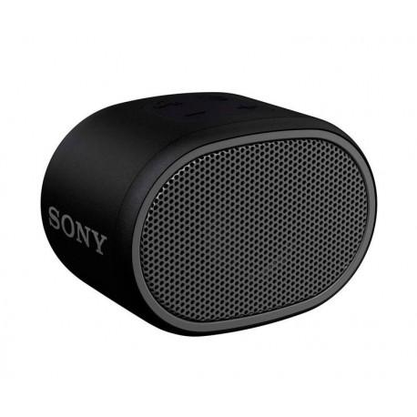 Altavoz SONY Inalámbrico Bluetooth Aux Micrófono Extra Bass y Resistente al Agua Negro