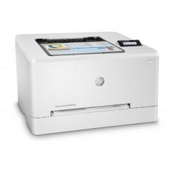Impresora HP LaserJet Pro M254nw a color