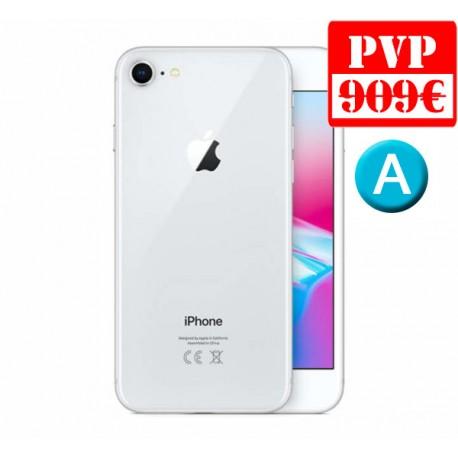 Apple iPhone 8 64GB Plata Renew