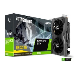VGA ZOTAC GTX 1660 AMP! EDITION 6GB DDR5