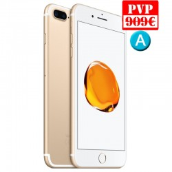 Apple iPhone 7 Plus 256GB Oro Renew