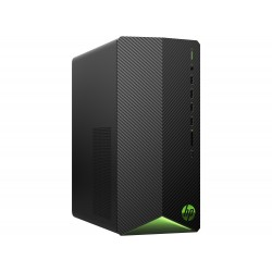 HP Pavilion TG01-0039ns Ryzen 5 3500/8Gb/256SSD + 1TB/GTX 1650 - 4GB