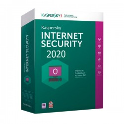 KASPERSKY INTERNET SECURITY 2020 1 USUARIO PC