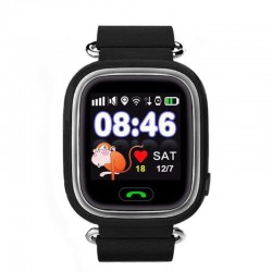 Leotec Kids Way GPS Antipérdida SmartWatch Negro