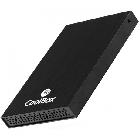 CoolBox SlimChase 2512 Carcasa Disco Duro USB 2.0