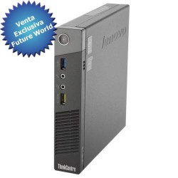 Mini PC LENOVO M93p Intel Core I5 4570t/8GB/480 ssd WIN 10 Pro