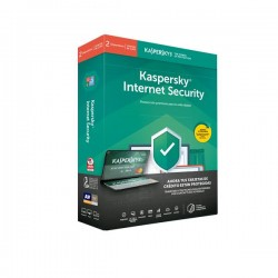 KASPERSKY INTERNET SECURITY 2020 2 USUARIO PC + Tarjetero de Regalo