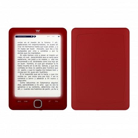 WOXTER SCRIBA 195 PAPERLIGHT Rojo