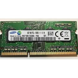 MEMORIA DDR3 SODIMM 4GB 1600MHZ SAMSUNG