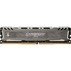 Memoria Crucial Ballistix Sport LT Gray 16GB DDR4-3200 UDIMM