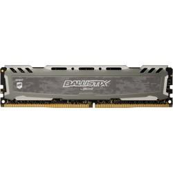 Memoria Crucial Ballistix Sport LT Gray 8GB DDR4-3200 UDIMM