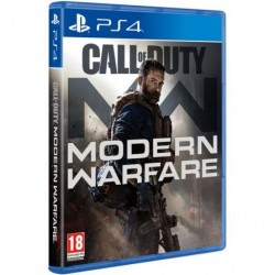 JUEGO PARA CONSOLA SONY PS4 CALL OF DUTY MODERN WARFARE