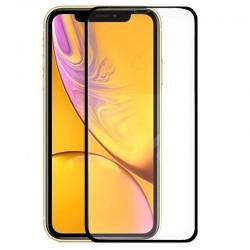 Cristal Templado Iphone XR Negro