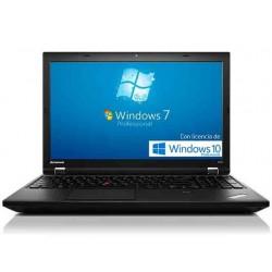 LENOVO THINKPAD L540 I5 4ª 15.6 8GB SSD 128GB W7/8 PRO