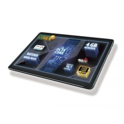 "Tablet Talius Zircon 1016 10.1"" 4GB/64GB 4G NEGRA"