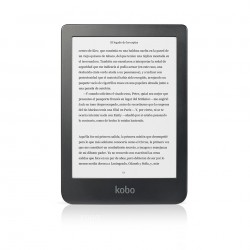 "EBOOK RAKUTEN KOBO CLARA HD 6"" TACTIL"