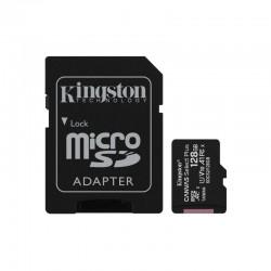 Kingston Canvas Select Plus MicroSD 128GB + Adaptador