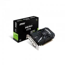 TARJETA GRÁFICA MSI GEFORCE GTX 1050 TI AERO ITX 4G OCV1 4 GB GDDR5