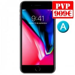 Apple iPhone 8 Plus 64GB Space Gray (ca. generica carga+cable)