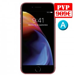 IPHONE 8 64GB RED RENEW (ca. generica carga+cable)