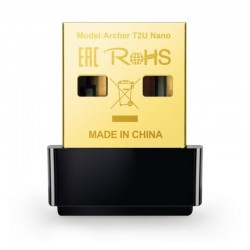 USB WIFI DUALBAND TP-LINK ARCHER T2U AC600 150MB Nano