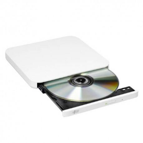 REGRABADORA LG-H DVD-W EXTERNA RETAIL BLANCO
