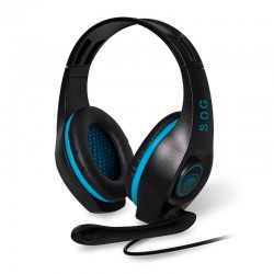 AURICULAR CON MICROFONO SPIRIT OF GAMER PRO H5 BLUE