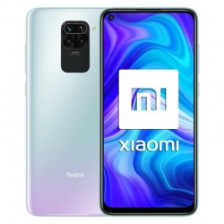 "Xiaomi Redmi Note9 6,53"" FHD+ Helio G85 3/64GB 13MP White NFC"