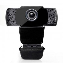 Leotec Webcam FHD USB 1080P