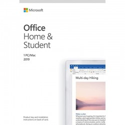 OFFICE HOME AND STUDENT 2019 (caja PKC+guía-NO DVD)