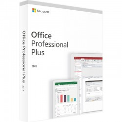 OFFICE PROFESIONAL PLUS 2019 (caja PKC+Guía-NO DVD)
