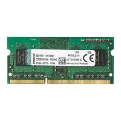 MEMORIA DDR3 SODIMM 4GB 1600MHZ KINGSTON