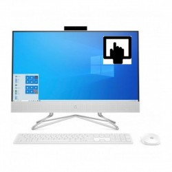 HP AIO 24-DF0043ns i5-1035G1/8GB/512SSD//23.8/W10HOME/TACTIL